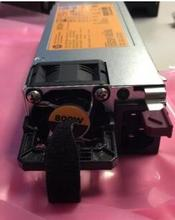 720479 B21 723599 001 754381 001 723600 101 800W Flex Slot Platinum Hot Plug Power Supply