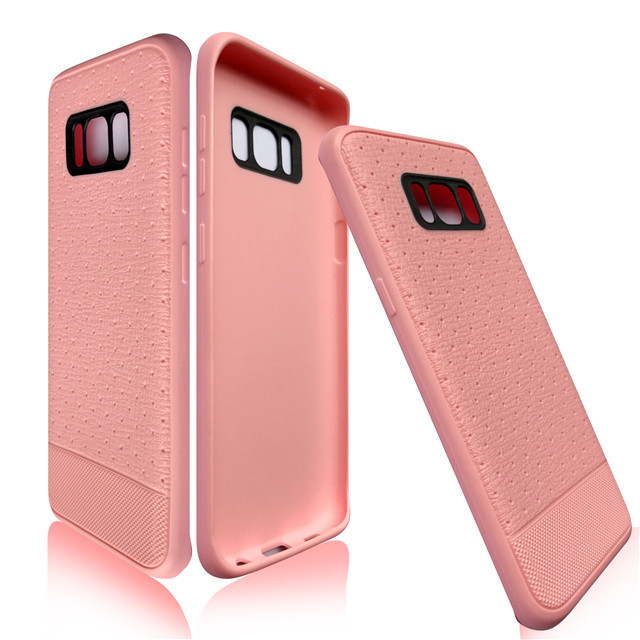 MDFUNDAS Business Style Phone Case For Samsung Galaxy S8 High Quality TPU Case For Galaxy S8 7