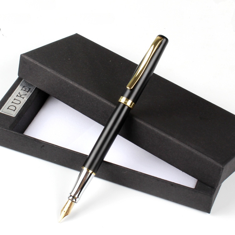 10pcs/lot luxury Iraurita Fountain pen Full metal Golden Clip 0.5mm ink pens Caneta Stationery supplies 03862 high quality luxury 10k gold fountain pen 0 5mm ink pens full metal golden clip school office supplies stationery caneta 03860