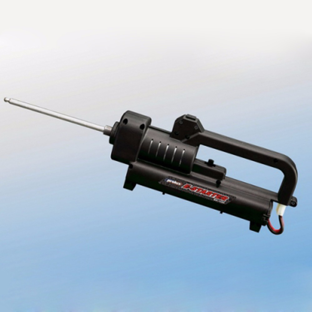 1 Piece Prolux 1260 Extra 550 Hi-Powered Details E-Starter Roto-Start For Nitro RC Car Model Starter