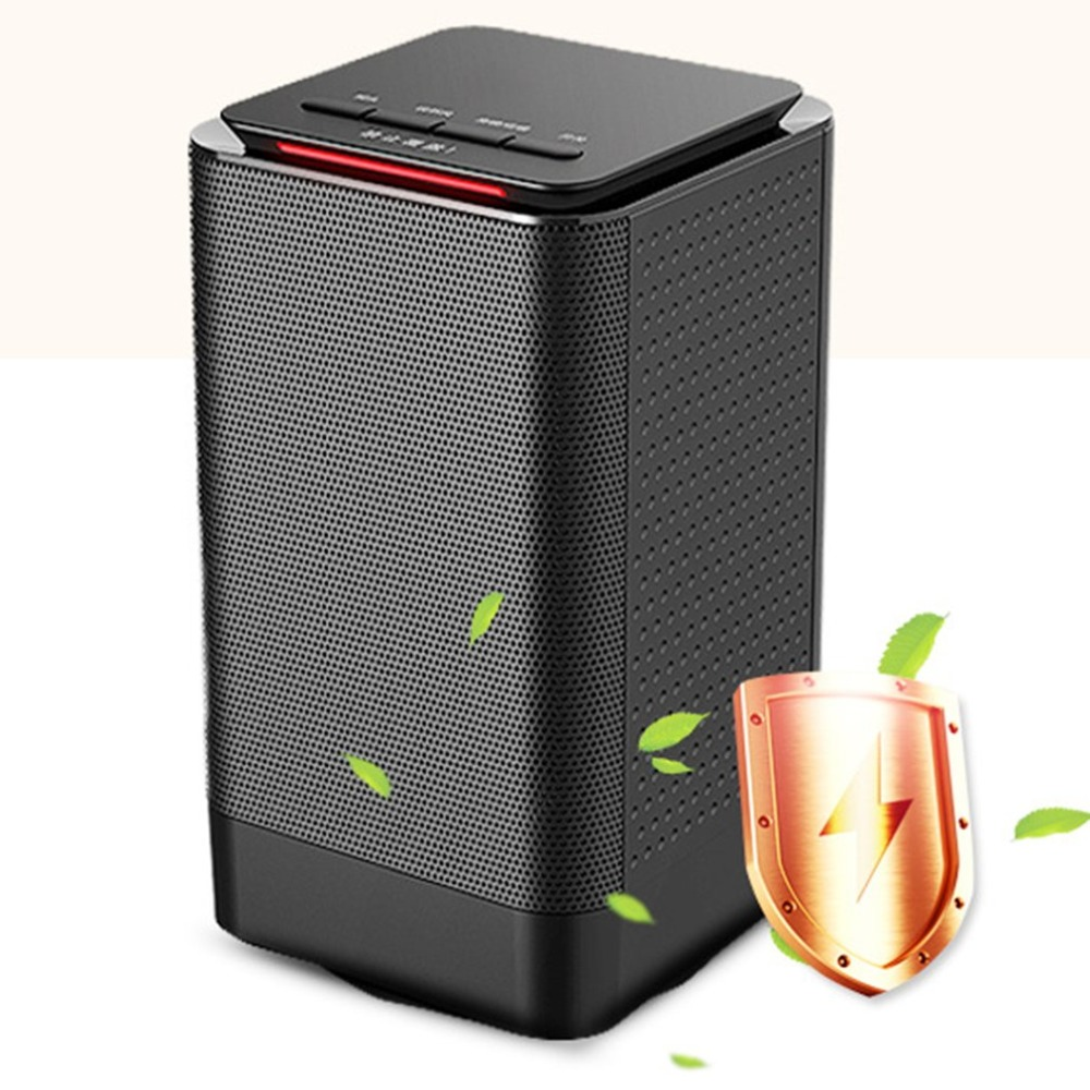 950W Electric Heater Mini Fan Heater Desktop Household Wall Stove Radiator Warmer Machine 220V Heater Stove Home Office