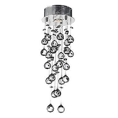 Lustres De Sala,LED Modern Crystal Ceiling Lamp Lights With 1 Light For Living Room Bedroom Lighting Free Shipping