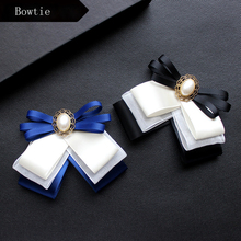 Fashion Polyester Men and women Bowtie Popular neutral Bowknot Bowties Cravat Trendy Apparel Mens Shirts Bow Tie Wedding Gift