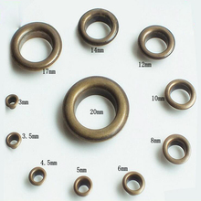 Copper-Eyelets Scrapbooking-Accessories 6 8 10 5 3-3.5-4 12-14-17-18-20-25-30mm Jeans
