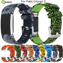 Accessories For Fitbit Charge 2 Band Replacement Bracelet Strap Wristband strap L/S