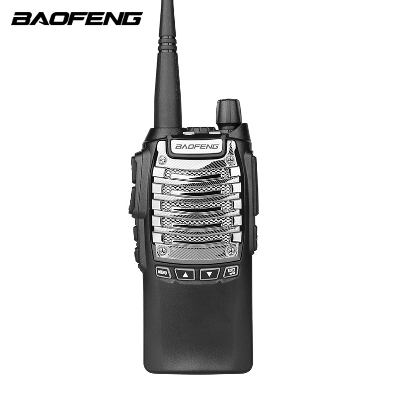 Baofeng simple bande UV-8D talkie-walkie jambon émetteur-récepteur Interphone 8 W FM Portable PTT Radio bidirectionnelle 2800 mAh CB Radio