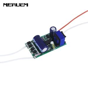 Image 1 - Светодиодный драйвер 18 36*1 Вт, выход чипа BP2836D: DC54 130V 300 мА, 18 Вт/20 Вт/22 Вт/25 Вт/30 Вт/36 Вт, осветительный трансформатор, Стандартный источник питания