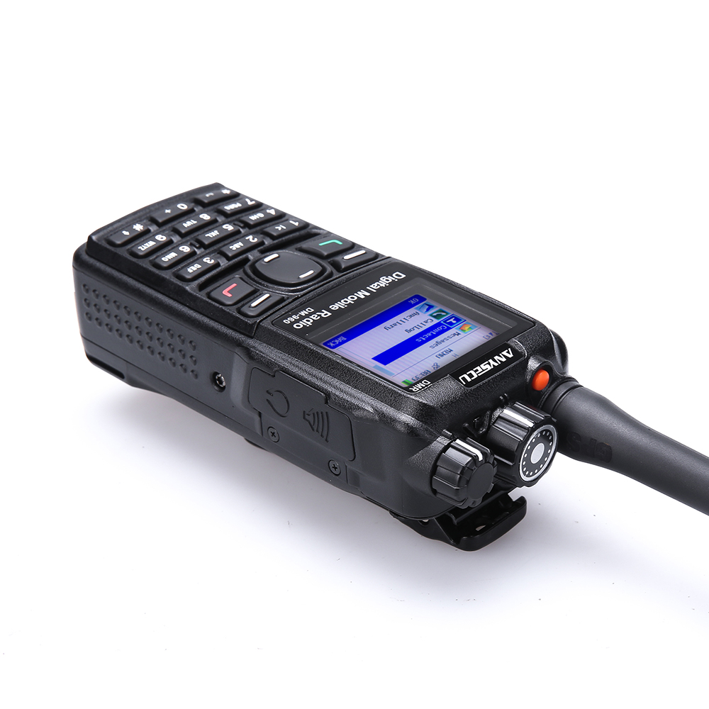 Image 2 - Anysecu DM 960 DMR Digital Radio VHF 136 174MHz or UHF 400 480MHz Walkie Talkie Compatible with MOTOTRBO Two Way Radio DM960-in Walkie Talkie from Cellphones & Telecommunications