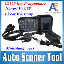 2016 Recién Llegado de Las Llaves de Auto Pro Tool CK100 Auto Clave Programador CK-100 V99.99 Silca SBB El CK Última Generación 100