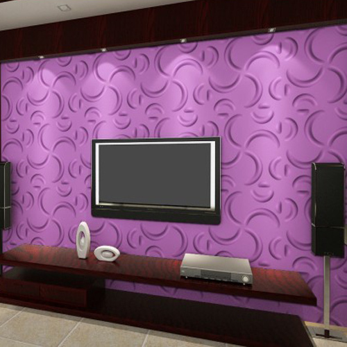 Laver Design 3D Ceiling Wall Panel WallPaper Modern Natural Plant ...