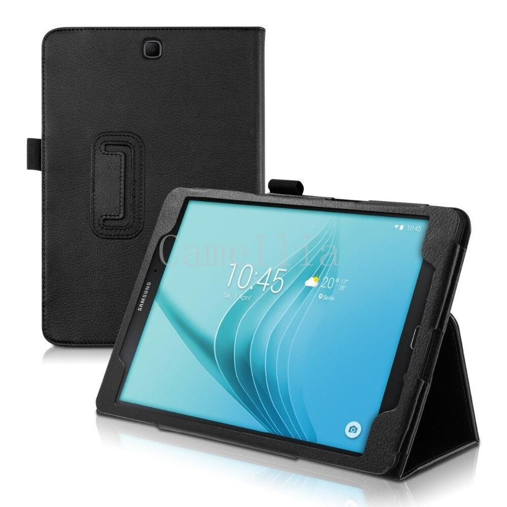For Samsung Galaxy Tab A 9.7,Ultra Slim Smart Cover Stand Case For Samsung Galaxy Tab A SM-T550 9.7-Inch Tablet
