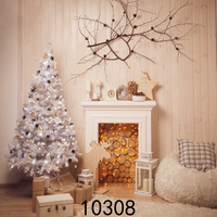 Baby House Christmas S Day Decoration Photo Backdrops Cute Children Prop Vinyl Photography Background 5x7ft