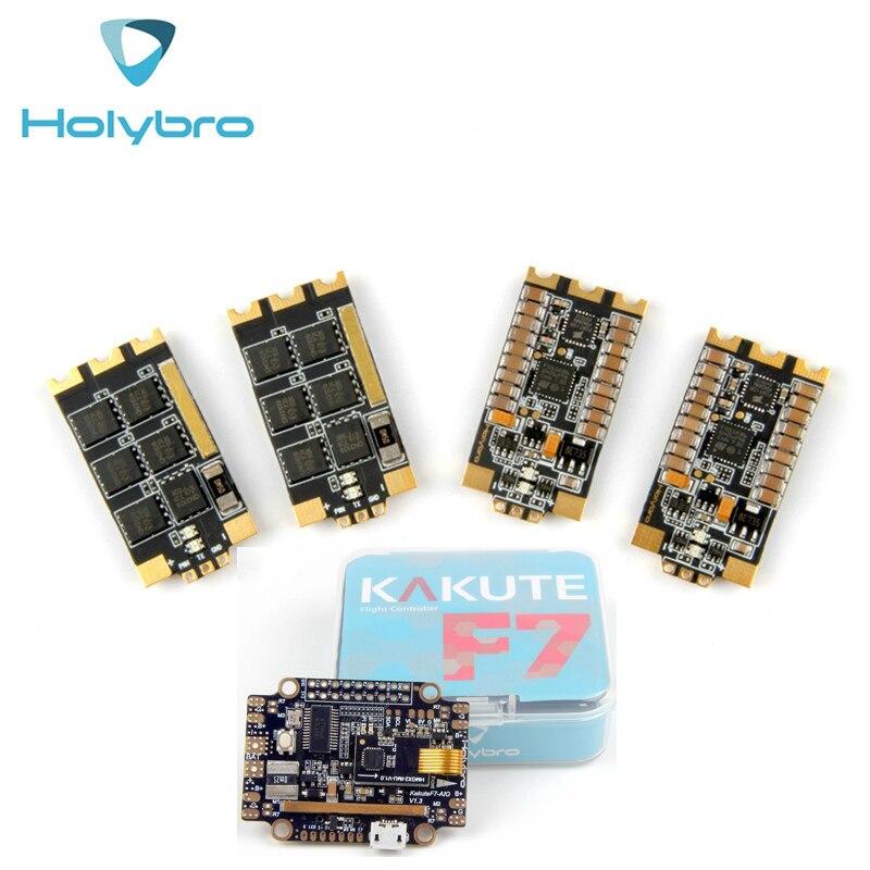 Holybro Tekko32 35A BLHeli_32 ESC Dshot1200 2 6S Build In Current Sensor +Kakute F7 AIO Flight Controller for FPV Racing Drone|Parts & Accessories| |  - title=