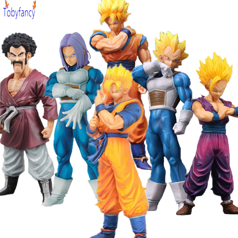 Dragon Ball Super Z Saiyan Goku /& Broly Xenoverse 2 Action Figure Set Light Lamp