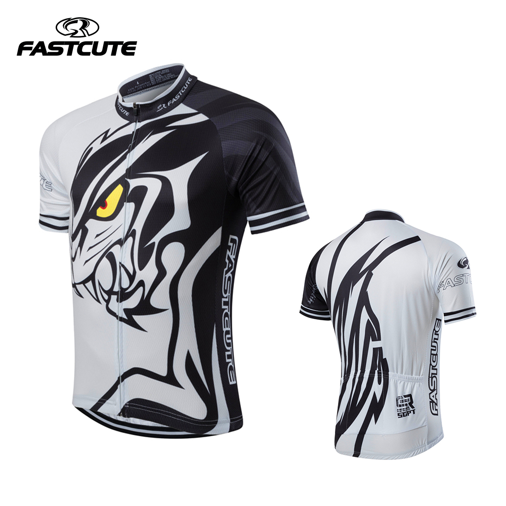 2017 Neuheit 100% Polyester PRO TEAM CYCLING JERSEY Fahrrad Radbekleidung Quckly Dry Sportbekleidung Ropa Ciclismo Für MTB 07