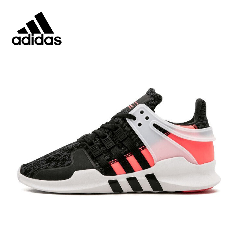 db05bc4fbf8ec Authentic Adidas EQT SUPPORT ADV J Women s Breathable Running Shoes Sports  Sneakers Outdoor Breathable Comfortable Athletic