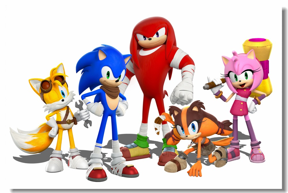 Top 10 Largest Sonic Stickers Hedgehog List And Get Free Shipping 6m171jma