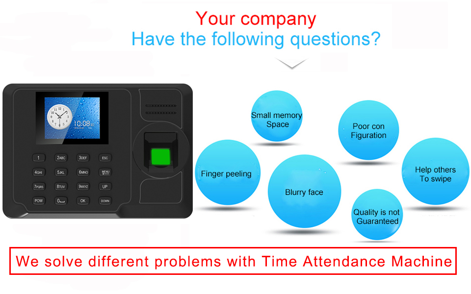 Time Attendance