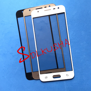 Image 1 - 10Pcs Front Outer Screen Glass Lens Replacement Touch Screen For Samsung Galaxy J5 Prime G570 G570F G570DS G570Y