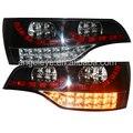 Для AUDI Q7 2006-2010 год СВЕТОДИОДНЫЕ Задние лампы Для Q7 Задние фонари Черный корпус Прозрачная Крышка С. Н.