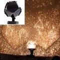 Romântico Estrela Planetário Celestial Projetor Cosmos Lâmpada Novo projetor lâmpadas Luz Céu Noturno projetor crianças