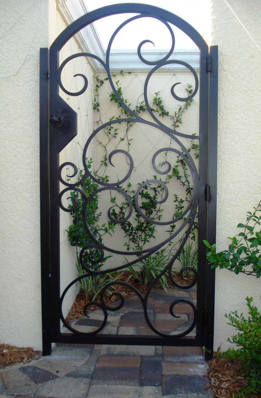 Cast Iron Gates For Sale  Metal Entry Gates