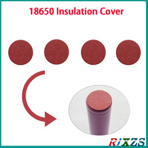 10pcs/alot 18650  insulating cover  battery protection cover  Insulation paper