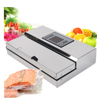 ITOP Commercial Vacuum Food Sealer Automatic Electric Household Food Vaccum Packing Sealing Machine With Free Packing Bags
