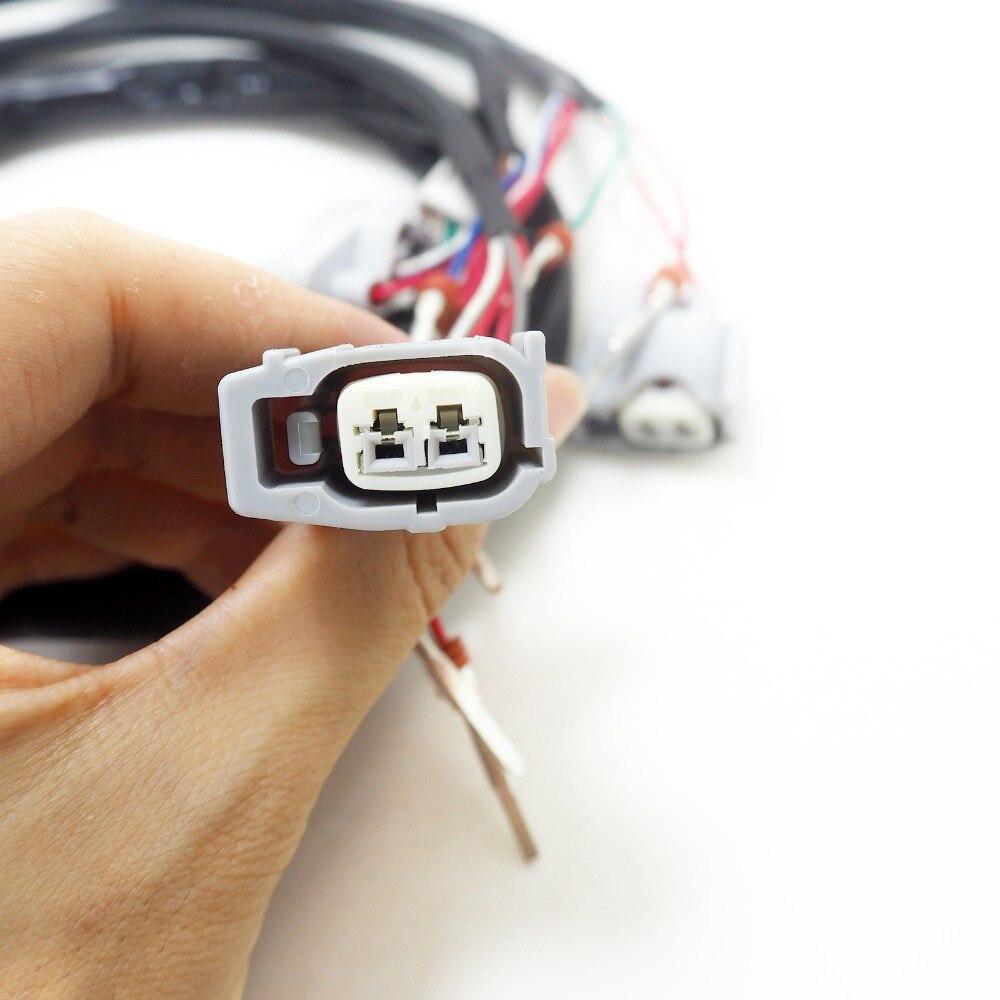 Repuestos para 4cyl E85 kits de conversión de conectores para E85 kit de conector reemplazo E85 M85 piezas de repuesto - 5