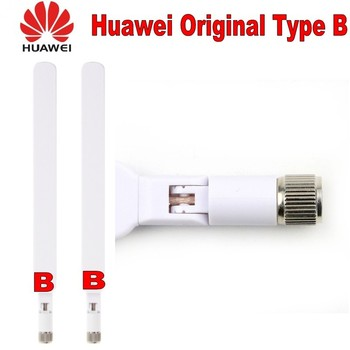 2pcs/set 4G Antenna SMA Male for 4G LTE Router External Antenna Type B for Huawei B593 E5186 For HUAWEI B315 B310 698-2700MHz фото