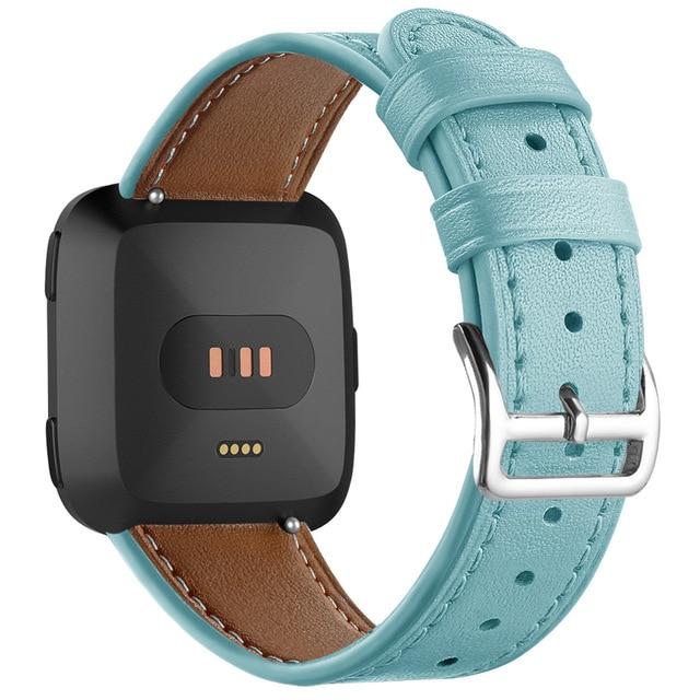 Fitbit Versa Leather Strap