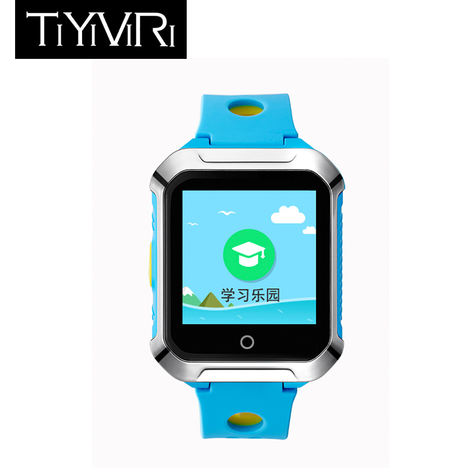 цена Smart Watches Answer Call Smart Watch For Children Tracker SOS Call Silica Gel Smartwatch Kids For Android Xiaomi Samsung Phone