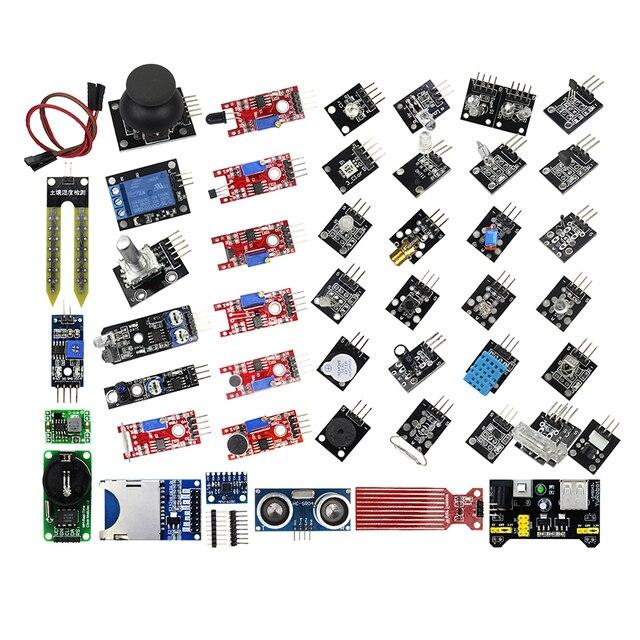 In sensors modules starter kit better than