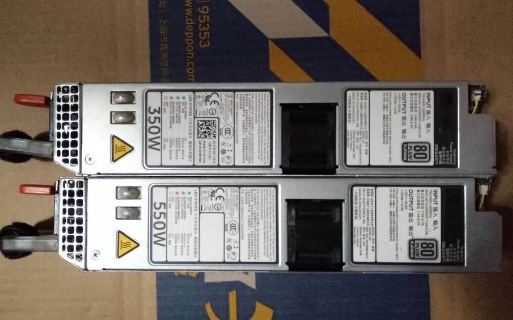цена на power supply For R320 R420 P7GV4 Y8Y65 L350E-S1 D350E-S1 DPS-350AB-18 350W
