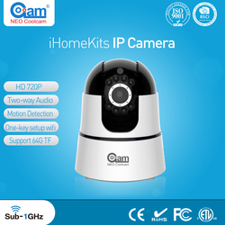 Neo coolcam ihome أطقم NIP-22F2G لنظام الإنذار اللاسلكية wifi ip كاميرا لأمن الوطن
