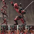 Wade Wilson ARTFX + X MEN X-MEN Deadpool Figura Arma X CIVIL GUERRA Iron Man Wolverine Acción PVC Figure Model Collection Juguete de Regalo