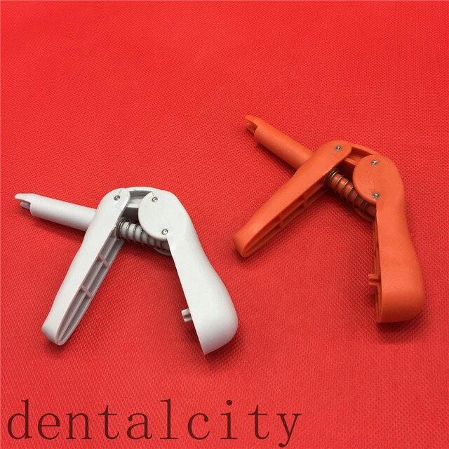 Equipos Dentales pistola compuesta para el dispensador de aplicador Uni, instrumentos de laboratorio para dentista