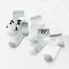 Baby Socks Summer Mesh Thin Baby Socks for Girls Cotton Newb