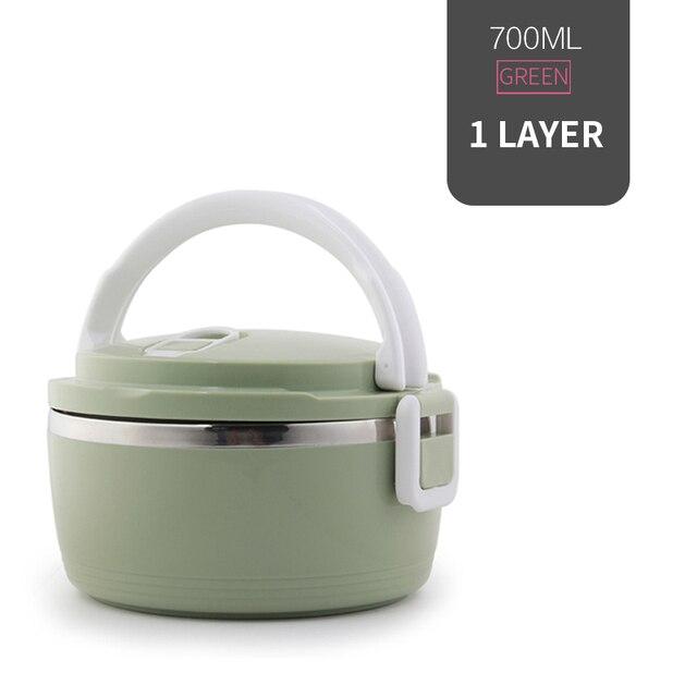 1 Layer Green Cheap bento boxes 5c6479e2ef006