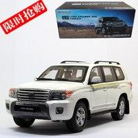 Brand New 1 18 Scale Car Model Toys Japan TOYOTA LAND CRUISER 200 SUV Diecast Metal