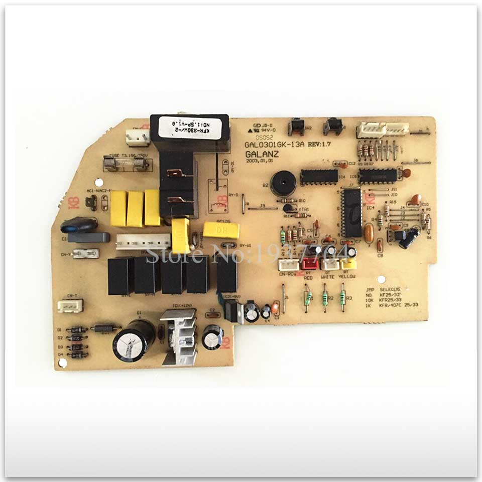 95% new & original for air conditioning Computer board control board GAL0301GK-13A good working95% new & original for air conditioning Computer board control board GAL0301GK-13A good working