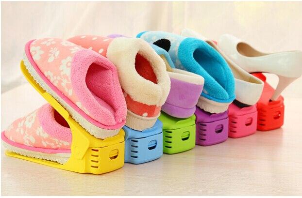 new sale modern Europe style plastic shoe rack 25 9 5 12cm shelf to shoes sapateira