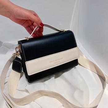 Fashion Women Bags PU Leather Handbags Shoulder Bags Small Flap Crossbody Bags for Women Messenger Bags
