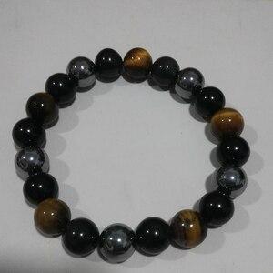 Men Bracelets Natural Stone Br