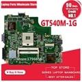 K43SV Motherboard GT540M 1 GB REV: 3,0 para ASUS A43S X43S K43SV K43SJ laptop Motherboard K43SV Mainboard K43SV placa base