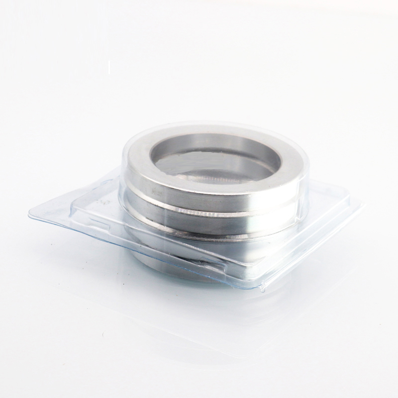 4pcs/set Aluminum Hub Centric Spacer Spigot Rings Car Wheel Bore Center Collar 66.6-57.1mm For AUDI