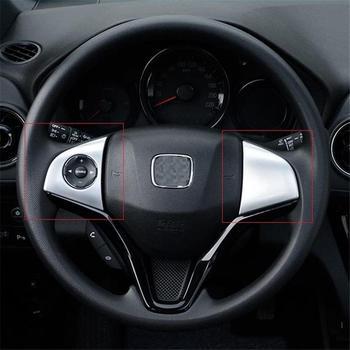 Cruscotto Automobile Volante Modificato Auto Cromo Styling Auto Adesivo Modifica Striscia 18 19 PER Honda Vezel