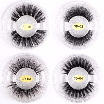20 pairs (3D01-3D13) wholesale 3D Faux Mink Eyelashes ( Without Cases ) Only Lashes from Aniya Lashes Factory