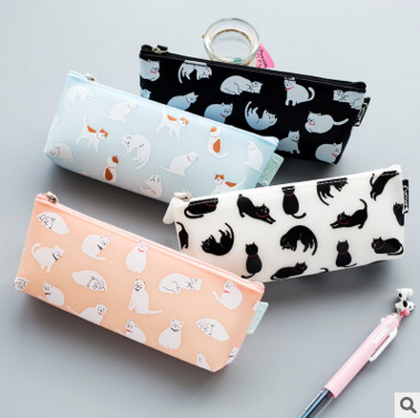 creative office supplies. High Quality Pencil Case Bag Cute Cat Cases Fashion Creative Stationery Students Gift School \u0026 Office Supplies