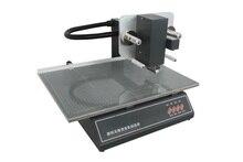 desktop digital A3 size hot stamping foil printer machine